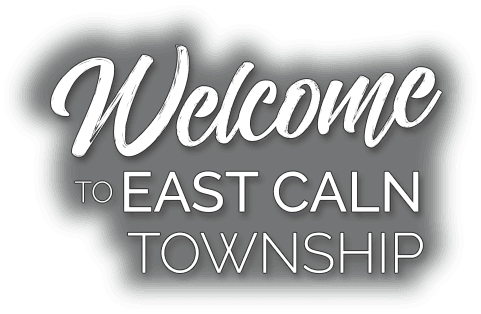 Welcome to East Caln Township